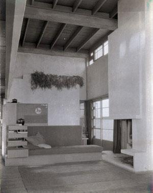 Rudolph Michael Schindler - Lovell Beach House, Newport Beach