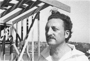 Rudolph Michael Schindler - Portrait